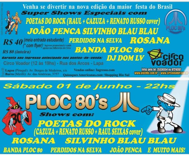 flyer junho circo 2013