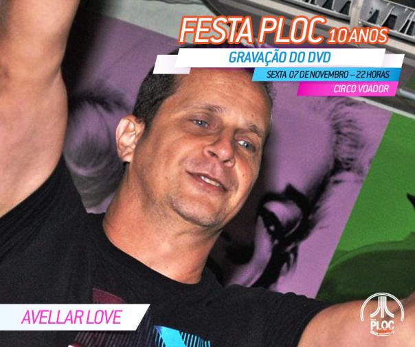 Festaploc_Gravação_Avellar Love