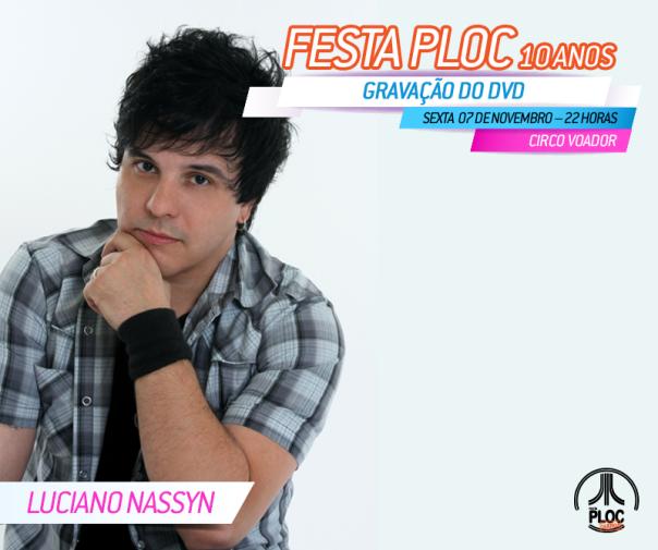 Festaploc_Gravação_Luciano Nassyn