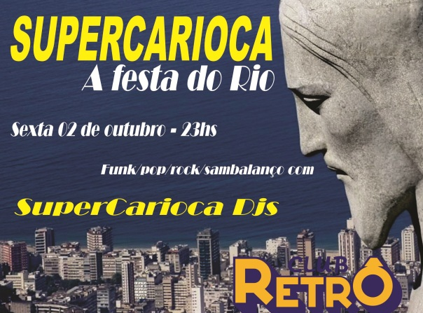 supercarioca retro